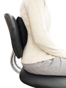 Almohada con soporte lumbar aircomfy