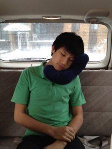 j pillow almohada de viajes